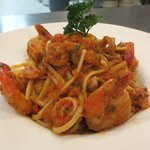 pasta - seafood