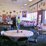 Interior, Dar's Rte. 66 Diner