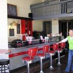Dar, owner of Fizzn Cream Soda Shop
