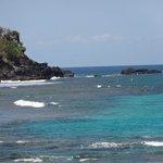beach in front of Sudamala