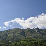 Otra vista desde El Castañeu