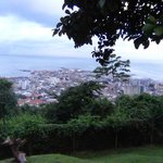 Top of Cerro - Ancón - View of Casco Viejo