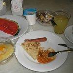 desayuno (casi un almuerzo!)