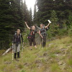 Bonnington Traverse Summer Trek