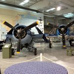 Inside the Pacific Theater Hangar