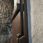 Door gap