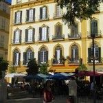 Museo Casa Natal Picasso - Plaza de la Merced y Alrededores