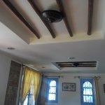 plafond hall