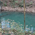 The Blue Hole... very interesting part of the history of the Lost River.