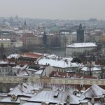 lovely prague in winter-2013 its not related to the hotel!
