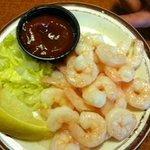 FREE shrimp cocktail plate