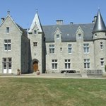 The chateau which is set in the grounds