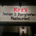 Kaz's Indian & Bangladeshi Restaurant