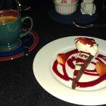 My dessert - Jazzberry Tart