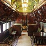 Interior vagon