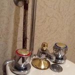 Phoenician room bidet rust to correspond with 11/30 review