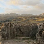 Trek through Sacsayhuaman's Canyon to Inca Ruins
