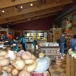 Milburns remodeled market
