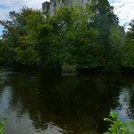 Eske River and Donegal Castle