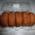 Byler's Pumpkin Cake Donuts