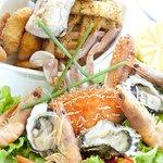 Mixed Seafood Basket