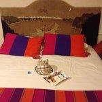 lindos detalles de bolivia habitaciones