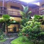Gourgeous courtyard