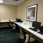 Research Or Take Care Of Business With Our Fast Free Wifi In Our Business Center