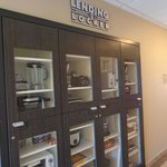 Have Family Night And Rent A Board Game Or Movie From The Lending Locker