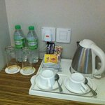 coffee maker facilities