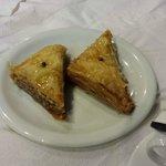 Homemade Baklava with honey - so tasty!