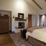 Casita Bedroom/Living Space