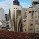 Panorama View from 21st floor