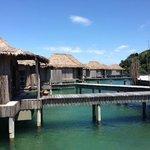 Overwater Villa's