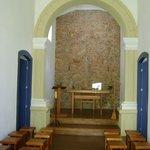 Igreja no interior do Convento São Francisco
