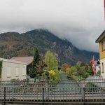 Interlaken mountains