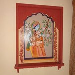 Lovely traditional features