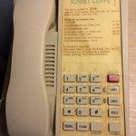 Disgusting telephone