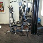 Side of gym