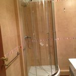 Our nice shower