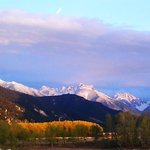 Livingston MT Absorkee Mountains & Paradise Valley