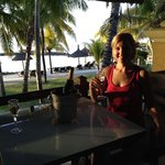 ENJOYING OUR HOLIDAYS IN LE PARADIS HOTEL & GOLF CLUB, OCTOBER 2013.