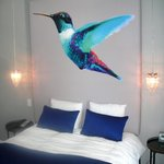 Hummingbird Bedroom