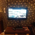 intermittent TV reception problem.