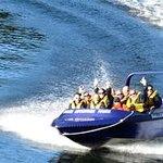 Jet boating the Buller River