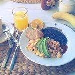 Amazing breakfast included!