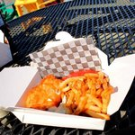 Fish and chips - great!