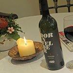 Ein guter Schluck Wein