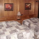 Calming Comfortable rooms
