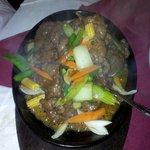 Schezuan Beef